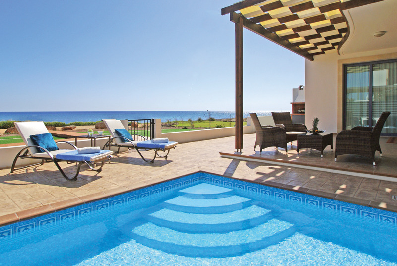 Villa lisa am meer in ayias theklas n he ayia napa zypern for Ferienhaus zypern