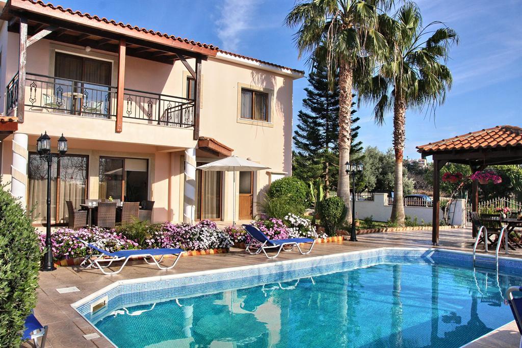Ferienhaus paradise chloracas paphos zypern for Ferienhaus zypern