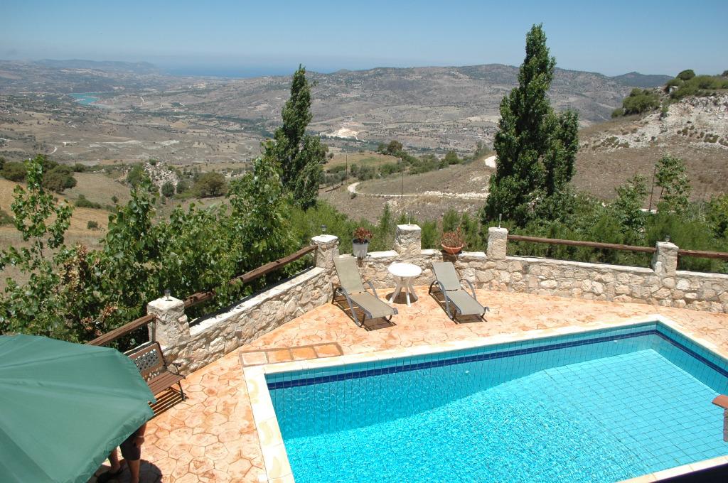 Ferienhaus elena in fyti paphos zypern for Ferienhaus zypern