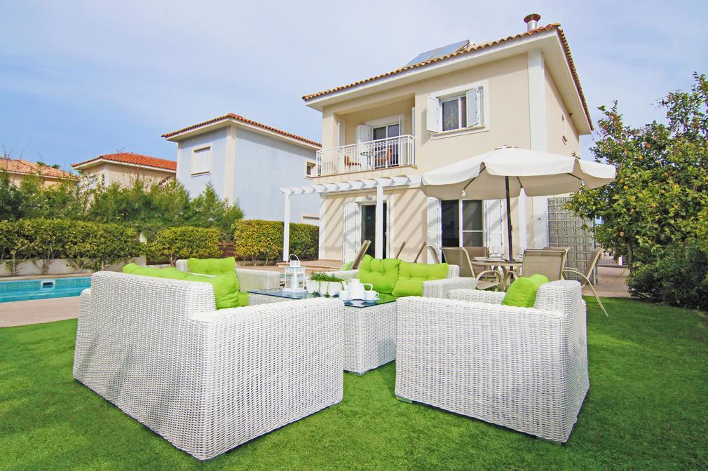 Ferienhaus milos in protaras zypern for Ferienhaus zypern