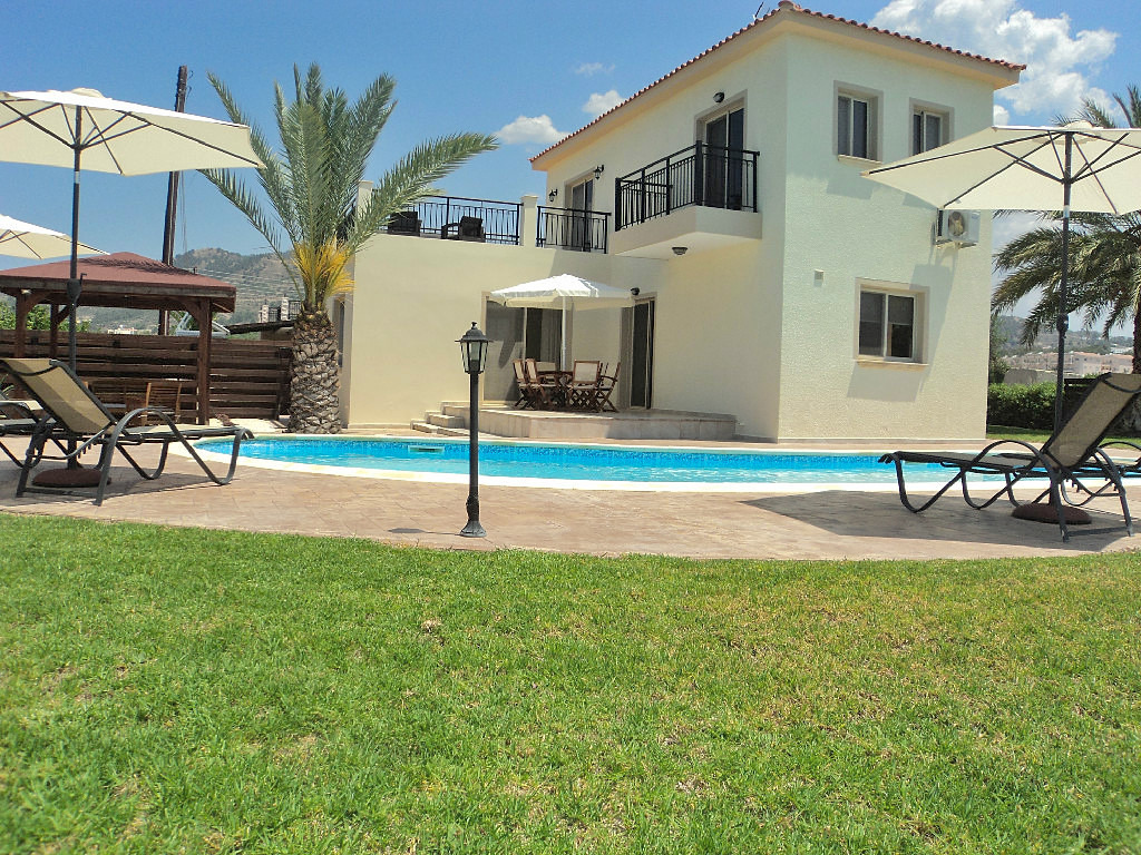 ferienhaus citrus grove in argaka polis zypern. Black Bedroom Furniture Sets. Home Design Ideas